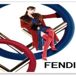 BRAND: FENDI<br> OFFER NUMBER: 5014<br> DATE: Jun-21