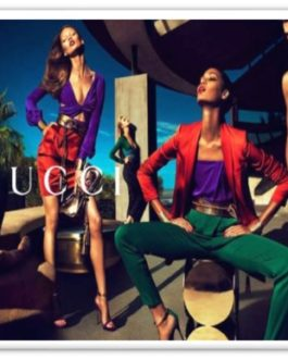 BRAND: GUCCI<br> OFFER NUMBER: 744<br> DATE: October-20