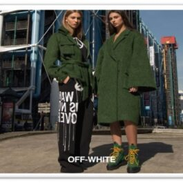BRAND: OFF WHITE<br> DATE: 29-Sep-21