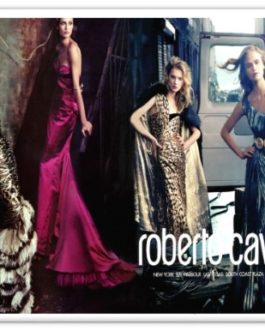 BRAND: ROBERTO CAVALLI<br> OFFER NUMBER: 1035<br> DATE: March-21