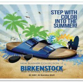 BRAND: BIRKENSTOCK<br> DATE: 14-Sep-21