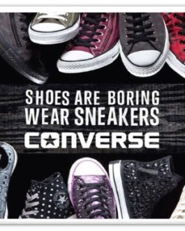 BRAND: CONVERSE<br> OFFER NUMBER: 468<br> DATE: October-20