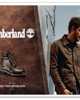 BRAND: TIMBERLAND<br> OFFER NUMBER: 830<br> DATE: May-21