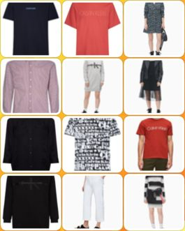 BRAND: CALVIN KLEIN<br> OFFER NUMBER: 476<br> DATE: May-20