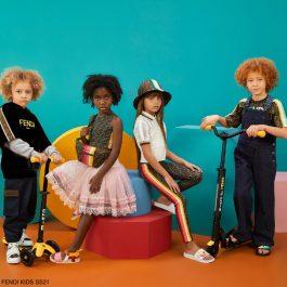 BRAND: FENDI KIDS<br> DATE: 30-Sep-21