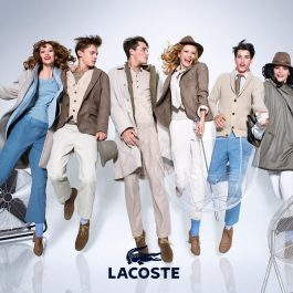 BRAND: LACOSTE<br> DATE: 5-Oct-21